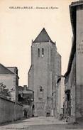 (79) Celles Sur Belle - Avenue De L'Eglise - Celles-sur-Belle