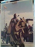 AREZZO  GIOSTRA DEL SARACINO 2° SERIE STORICA GIUOCHI POPOLARI  N1960 GL19500 - Arezzo