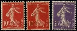 Lot N°7201 France Année Complète 1906 Neuf ** LUXE - ....-1939