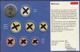 Monaco MON 9 2016 Stgl./unzirkuliert Stgl./unzirkuliert 2016 Kursmünze 2 Euro - Monaco