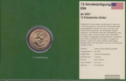 U.S. 2015 New P Stgl./unzirkuliert John F. Kennedy Stgl./unzirkuliert 2015 1 US Dollars John F. Kennedy - Federal Issues
