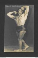 SPORTS - HALTÉROPHILIE - LUTTEURS - ANTONIO  BAILLARGEON - UN DES 6 FRÈRES BAILLARGEON - HOMMES FORTS DE ST MAGLOIRE QC. - Weightlifting