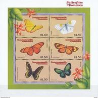 Dominica  Butterflies - Vlinders
