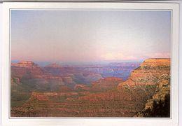 Serie Cartoline Dal Mondo De Agostini  USA - Arizona:  Il Grand Canyon - Cartoline
