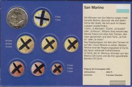 San Marino SMA 9 2017 Stgl./unzirkuliert Stgl./unzirkuliert 2017 Kursmünze 2 Euro - San Marino