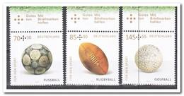 Duitsland 2016, Postfris MNH, MI 3235-37, SPORT - Ungebraucht