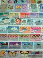 All World 50 Different Island Special Stamps Unmounted Mint / Never Hinged - Stamps