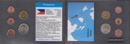 Philippines Stgl./unzirkuliert Kursmünzen Stgl./unzirkuliert 1995-2000 1 Sentimo Until 1 Peso - Philippines