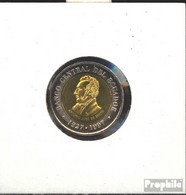 Ecuador KM-Nr. : 101 1997 Stgl./unzirkuliert Bimetall Stgl./unzirkuliert 1997 100 Sucres Zentralbank - Ecuador