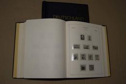 KA-BE Ohnefalz Vordruckalbum BRD 1973-1996 (gebraucht) Blue - Albums & Binders