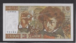 France 10 Francs Berlioz - 1-8-1974 - Fayette N°63-6 - SPL - 1962-1997 ''Francs''