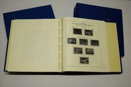 Schaubek Vordruckalbum Europa-Doppelnominale 1999-2001 Blue - Binders With Pages
