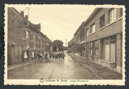 +++ CPA - LEBBEKE  H.Kruis - Lange Minnestraat   // - Lebbeke