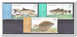Duitsland 2016, Postfris MNH, MI 3255-57, Fish - Ungebraucht