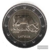 Latvia 2016 Stgl./unzirkuliert Reprint: 1 Million. Stgl./unzirkuliert 2016 2 Euro Agriculture - Latvia