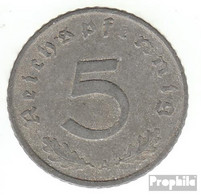 Deutsches Reich Jägernr: 370 1941 F Sehr Schön Zink 1941 5 Reichspfennig Reichsadler - [ 4] 1933-1945 : Troisième Reich