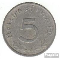 Deutsches Reich Jägernr: 370 1940 F Sehr Schön Zink Sehr Schön 1940 5 Reichspfennig Reichsadler - 5 Reichspfennig