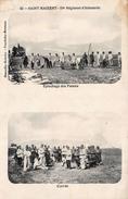 (79) St Saint Maixent - 114e Régiment D'Infanterie - Epluchage Des Patates - Corvée - Saint Maixent L'Ecole