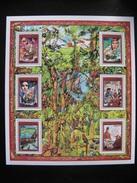 Comores: TB BF De La Série  N° 468 Au N° 471 + PA 253 Et 254, Neuf XX. - Comores (1975-...)