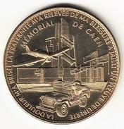 Medaille Arthus Bertrand 14.Caen - La Jeep Et L'avion 2011. Neuve - Arthus Bertrand