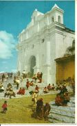 Chichicastenango (Guatemala) Dia Festivo En La Iglesia, Holiday At The Church - Guatemala