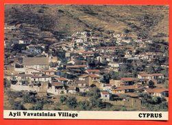 CHYPRE  - Ayii  Vavatsinias  Village (near Lefkara ) - CYPRUS. Ed. DIXON - Chipre
