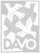 DAVO 20500 DAVO MOLEN MET STROKEN ALB/MEL - Stamps