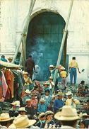 Chichicastenango (Guatemala) Mercado E Indigenas, Market With Indians - Guatemala