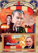 GUINEA 2011 - H. Truman, Atomic Bombing - YT BF1196; CV = 22 € - Atomo
