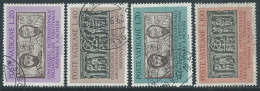 1962 VATICANO USATO ARCHEOLOGIA CRISTIANA - X16-7 - Oblitérés