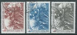 1964 VATICANO USATO CROCE ROSSA - X16-9 - Oblitérés