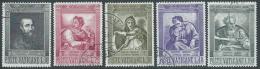 1964 VATICANO USATO MICHELANGELO BUONARROTI - X16-9 - Oblitérés