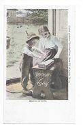 ENFANTS - Musicien En Herbe - Carte Postale PUB  Chocolat VINAY - Série III -   - L 1 - Werbepostkarten