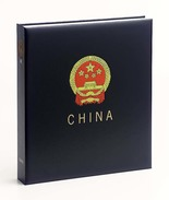 DAVO 2435 Luxe Stamp Album China V 2013-2015 - Stamps