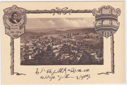 GERMANY 1926 (31.5.) ILLUSTR.PC AUE/Erzgeb.STENOGRAPHY (incl.POSTMARK) - Autres
