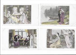Lot De 15  Cartes Postale PUB  Chocolat VINAY - Série III -   - L 1 - Werbepostkarten