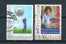 2009 Netherlands Complete Set Persoonlijke Postzegels Used/gebruikt/oblitere - Periode 1980-... (Beatrix)