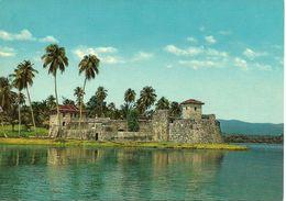 Izabal (Guatemala) Castillo San Felipe - Rio Dulce, San Felipe Castle - Rio Dulce - Guatemala