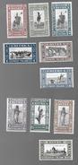 1930 Soggetti Africani - Eritrea - Nuovi - Eritrea