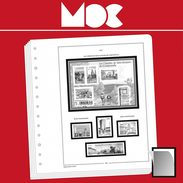 MOC Feuilles Préimprimées SF Obock - Albums & Bindwerk