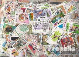China-Taiwan Briefmarken-500 Verschiedene Marken - Collections, Lots & Series