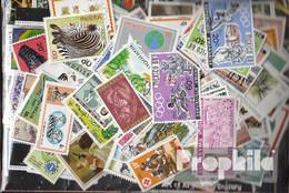 Ruanda Briefmarken-400 Verschiedene Marken - Ruanda-Urundi