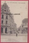 25 - MONTBELIARD--Rue De Velotte---animé - Montbéliard