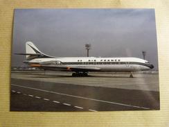AIR FRANCE        CARAVELLE    F BJTR - 1946-....: Modern Era