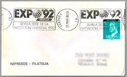 EXPO'92 - SEVILLA. Cordoba, Andalucia, 1986 - 1992 – Sevilla (España)