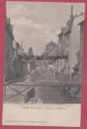 25 - MONTBELIARD--Quai Des Tanneries--Précurseur - Montbéliard