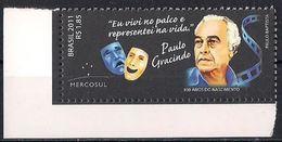 BRAZIL 2011 MINT MNH - Unused Stamps