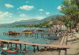 Guatemala, Lago Atitlan, Lake Of Atitlan, Little Harbour - Guatemala