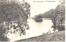 Bruxelles - CPA - Tervuren - Parc De Tervuren - L'étang St-Hubert - Tervuren