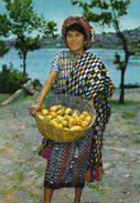 Guatemala, Indigena De Santiago Atitlan, Native From Santiago Atitlan - Guatemala